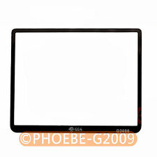 GGS LCD Screen Protector optical glass for NIKON D3000