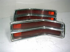 1964 BUICK ELECTRA 225  CHROME TAILLIGHTS TAIL LIGHTS L@@K!!