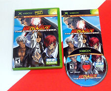 Original Xbox --- NeoWave THE KING OF FIGHTERS --- Complete ---VG