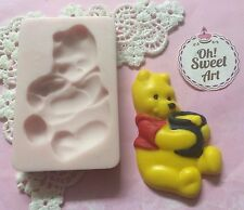 Winnie the pooh honey silicone mold fondant cake decorating APPROVED FOR FOOD