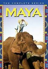 Maya: The Complete Series (DVD, 2014, 5-Disc Set)