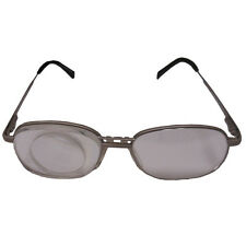 Eschenbach 4X / 16D Spectacle Magnifier Reading Glasses - Right Eye Magnified
