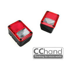 CC HAND RC Accessories Axial SCX10 90027/90035 JEEP JK Tail Lamp Without Cover