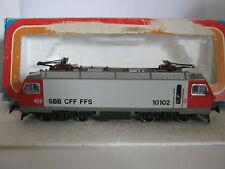 Märklin HO 3323 Elektro Lok  Btr.Nr 10102 SBB CFF  (RG/AF/70S2)