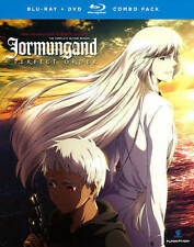 Jormungand: The Complete Second Season (Blu-ray/DVD, 2014, 4-Disc Set)