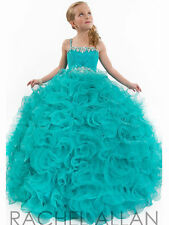 new Girl kids Pageant Prom Party Princess Ball Gown Formal Flower Dance Dresses