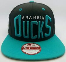 Anaheim Ducks NHL Vintage New Era 9FIFTY Snapback Cap/Hat