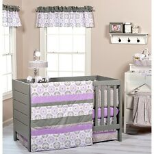 Trend Lab 100205 Florence 3 Piece Crib Bedding Set NEW