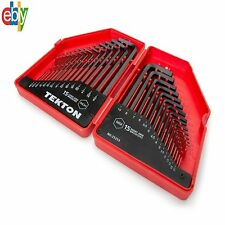 Hex Key Wrench Allen Tool Kit Pro Sae Metric Screwdriver Short & Long Set 30PC