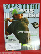 DREW BREES JULY 28 2014 SPORTS ILLUSTRATED RORY MCILROY Masters Preview Golf
