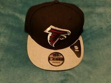 Atlanta Falcons NFL Snapback 9Fifty New Era Snap Adjustable CAP Hat New