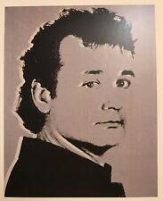 Diane Keaton & Bill Murray- Andy Warhol 1984 Mini Poster 29 x 24.5cm, R246