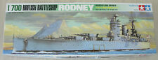 TAMIYA BATTLESHIP HMS RODNEY NEW MINT & SEALED 1/700