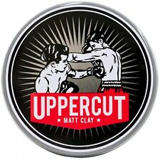 Uppercut Deluxe Matt Clay Mens Hair Styling Wax, Premium Rockabilly Barbershop
