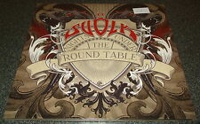 SVOLK-NIGHTS UNDER THE ROUND TABLE-2012 LP RED VINYL-LIMITED TO 100-NEW
