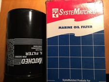 Genuine OMC Stern Drive Cobra Inboard etc Marine OIL FILTER Part Number: 502901