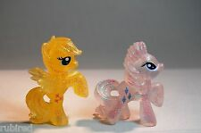 My Little Pony G4 - Blind Bag - GLITTER Rarity & Fluttershy from Pony Rainbow