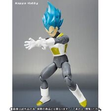 Bandai SH Figuarts Dragon Ball Z Super Saiyan God Vegeta Action Figure