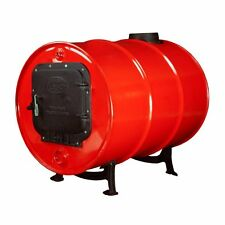 Wood Stove Barrel Kit for 30-55 Gallon Drums BSK1000 Cast Iron Outdoor NEW US