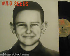 WILD SEEDS - Brave Clean + Reverent ~ VINYL LP