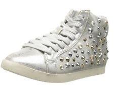 Steve Madden Ttizzy Flat Fashion Sneaker Big-Kid Size 4 US