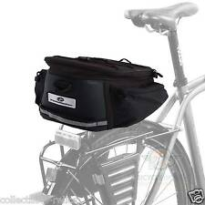 Bicycle Pannier Bag Top Mount Waterproof Rear Rack Carrier 3M Reflective 600D 1