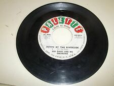 "Palette Label ""Down by the Riverside"" 1959 Reg Owen 7"" Vinyl Record"