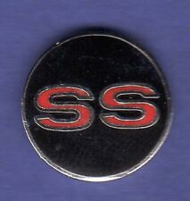 CHEVROLET CHEVY SS HAT PIN LAPEL TIE TAC ENAMEL BADGE #0837