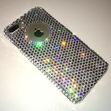"For iPhone 6S Plus (5.5"") Cut Out Logo Bling Back Case w/Crystals from Swarovski"