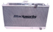 BLACKWORKS BWR ALUMINUM RACING RADIATOR FOR 88-91 BMW E30 M3 W/ MANUAL TRANS