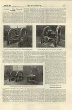1920 Locomotive Wheel Balancing Machine Doncaster And Swindon