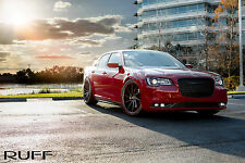 Ruff Racing R2 9&10,5x22 5x115 Felgen Chrysler 300C SRT Dodge Charger Challenger