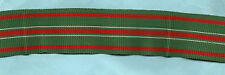 HUNGARY FINANCE/CUSTOMS SERVICE BRONZE  FULL-SIZE  MEDAL RIBBON 5 INCHES (13cm)