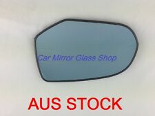 LEFT PASSENGER SIDE HONDA ODYSSEY 2004 - 2006 RB1 MIRROR GLASS WITH BASE (BLUE)