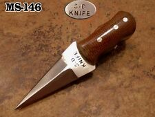 """3.1""""S.D KNIVES 5.05 MM D2 STEEL DAGGER KNIFE STONE WASH FINISH BLADE MS-146"""