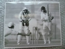 Org Press Photo- Cricketer DAVID CAPEL England v Presidents XI Match 1987