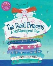 Real Princess PB w CD, The (Tell Me a Story)-ExLibrary