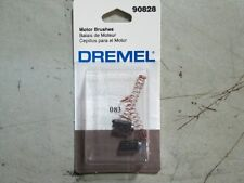 DREMEL 90828 CARBON MOTOR BRUSHES NEW IN PACKAGE