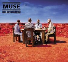 Black Holes & Revelations by Muse (CD, Jul-2006, Warner Bros.)