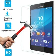 9h Hard Tempered Glass Temper Glass Screen Protector for Sony Xperia M5 Aqua