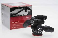 Manfrotto MH804-3W 3-Way Pan/Tilt Tripod Head 3WUS                          #407