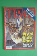 TIME N.44 rivista magazine NOVEMBER 1 1993 BEYOND MICKEY MOUSE
