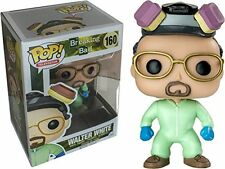 Breaking Bad Walter White Green Cook Suit Pop! Vinyl Figure - Entertainment E...