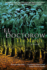 The March: A Novel, By Edgar L. Doctorow,in Used but Acceptable condition