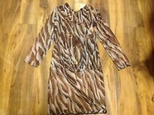 Bnwt Vestry Ladies Tiger Little Dress Size M/L
