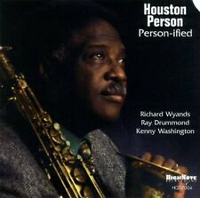 Houston Person - Person-Ified [New CD]