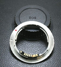 AF Confirm Pentax K PK Lens to Canon EOS EF EF-S Adapter