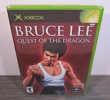 Bruce Lee: Quest of the Dragon (Xbox) BRAND NEW