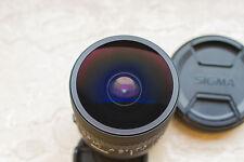 Sigma EX 8 mm F/3.5 EX DG Objektiv für Canon