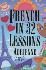 French in 32 Lessons Gimmick W.W. Norton